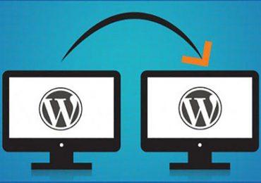 WordPress Migration to new host