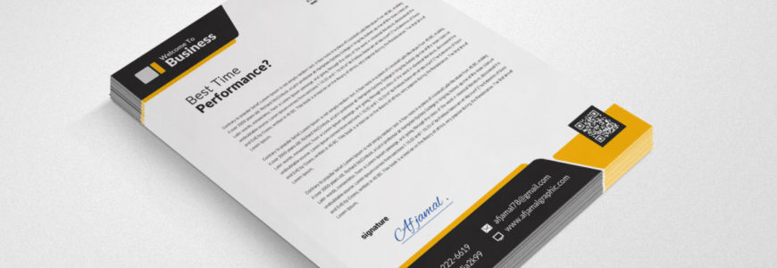 Letterhead Templates In Psd Ms Word