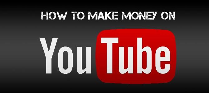 Make Income Online From Youtube