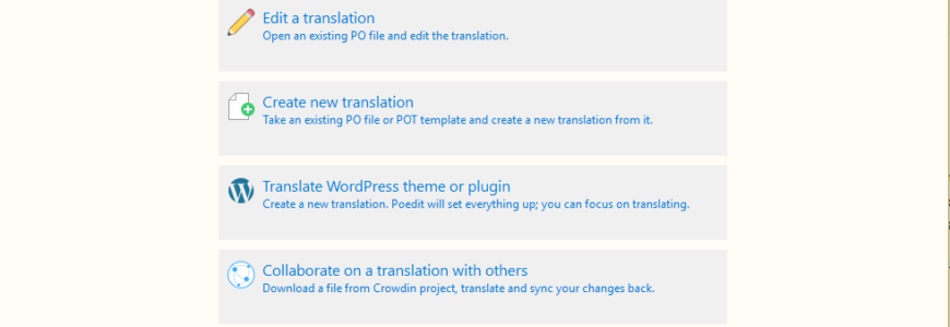 translate wordpress theme with poedit