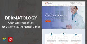 Dermatology WordPress Theme