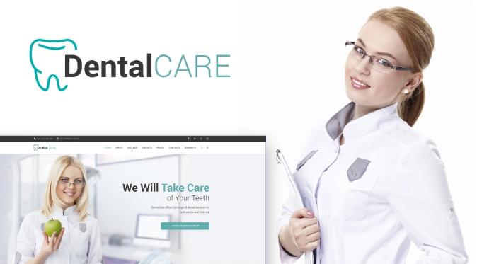 dentalclinic WordPress Clinic