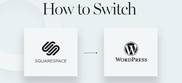 Squarspace to WordPress migration guide