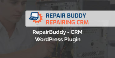 CRM WordPress Plugin - RepairBuddy