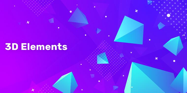 3D Elements in Design