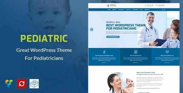 Pediatric WordPress Theme