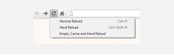 How to do hard refresh in Chrome
