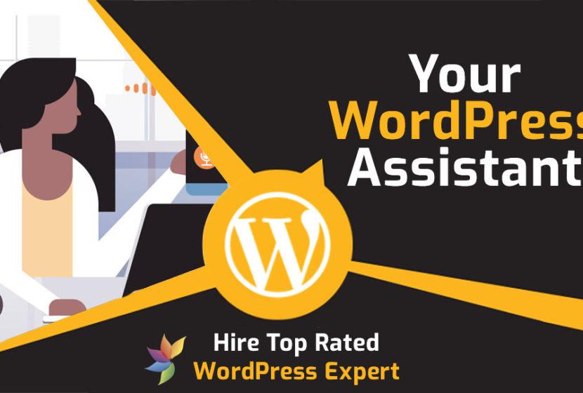 WordPress Virtual Assistant